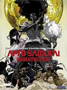 Afro Samurai: Resurrection (Two-Disc Director's Cut)
