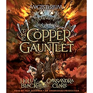 The Copper Gauntlet Audiobook