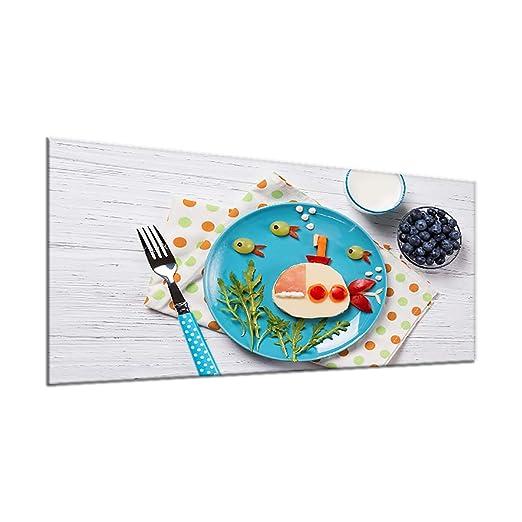 Compra Decorwelt - Cubierta de vitrocerámica, 90 x 52 cm, 1 ...