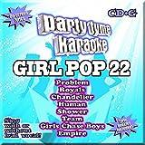 Party Tyme Karaoke - Girl Pop 22 [8+8 Song CD+G]