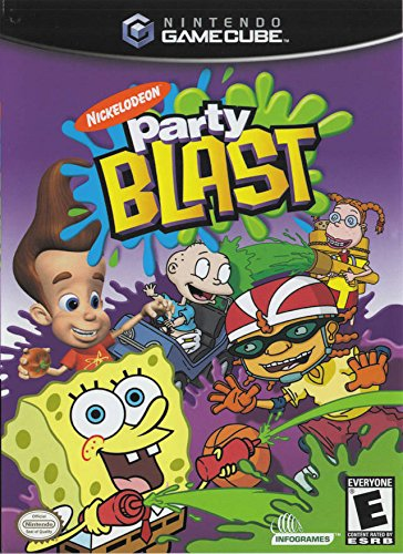 Nickelodeon Party Blast NGC -