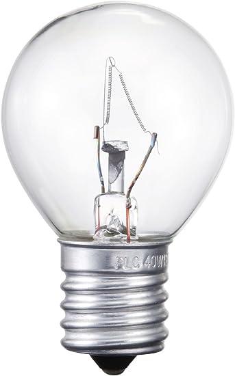 4 GE Lighting 35156 40-Watt High Intensity Appliance Light S11 1CD Light Bulb