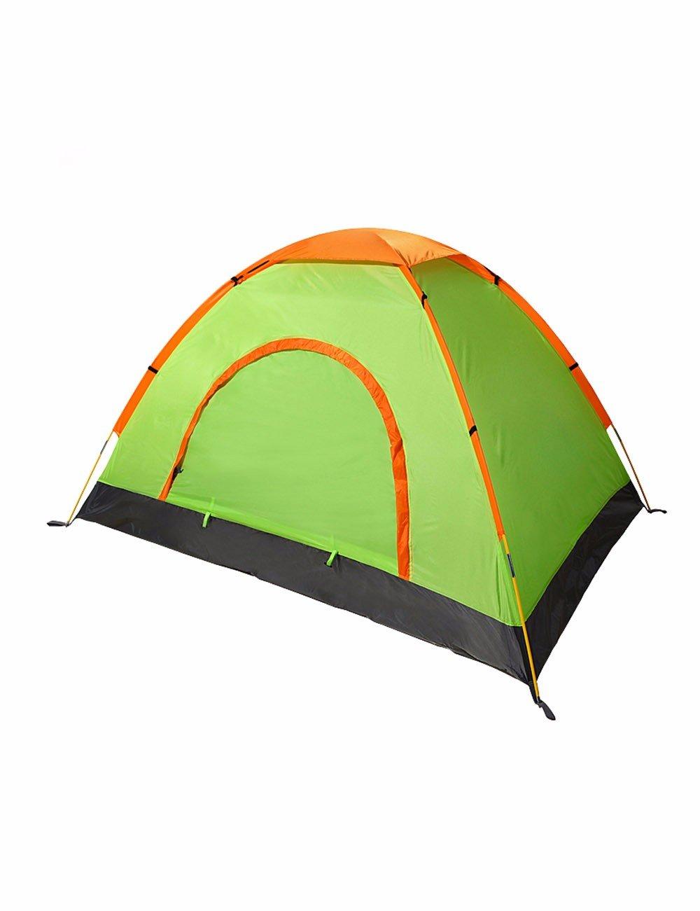 SJQKA-Zelt Outdoor Camping Doppel Tourismus Camping Outdoor Produkte dritten Quartal Zelt