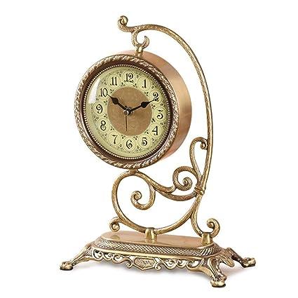 Yuany Reloj de Escritorio Relojes Familiares Relojes de ...