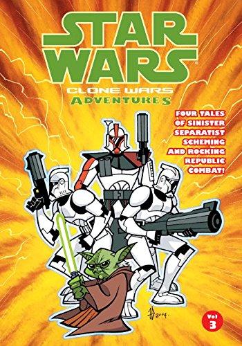 (Clone Wars Adventures, Vol. 3 (Star Wars))