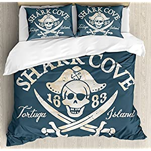 61KYEuQ2ALL._SS300_ Pirate Bedding Sets and Pirate Comforter Sets