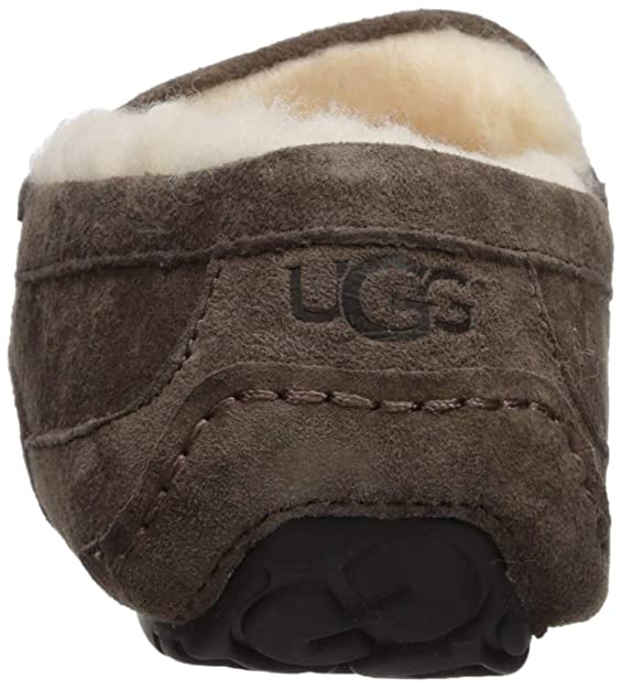 Ascot Dm Men's 16 Chestnut Ugg Slipper zqUMSVp