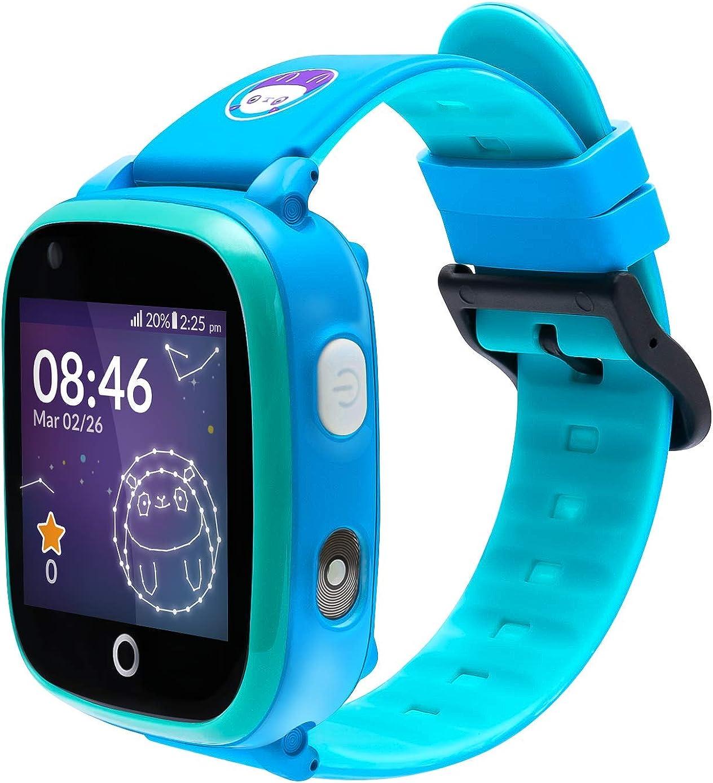 SoyMomo Space 4G Reloj con GPS para niños 4G - Reloj teléfono para niños - Smartwatch niños GPS - Reloj GPS Infantil Resistente al Agua IP67, Camara y Señal 4G