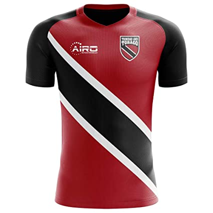 Image Unavailable. Image not available for. Color  Airo Sportswear 2018-2019  Trinidad and Tobago Home Concept Football Soccer T-Shirt Jersey 28ed1809a