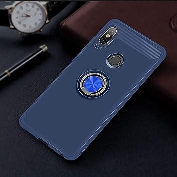 Funda para Xiaomi Mi A2 Lite Case Ultra Delgada con imán Soporte ...