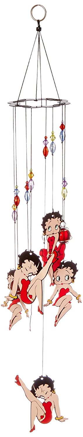 Spoontiques/Betty Boop Hpt Metal Chime 11973