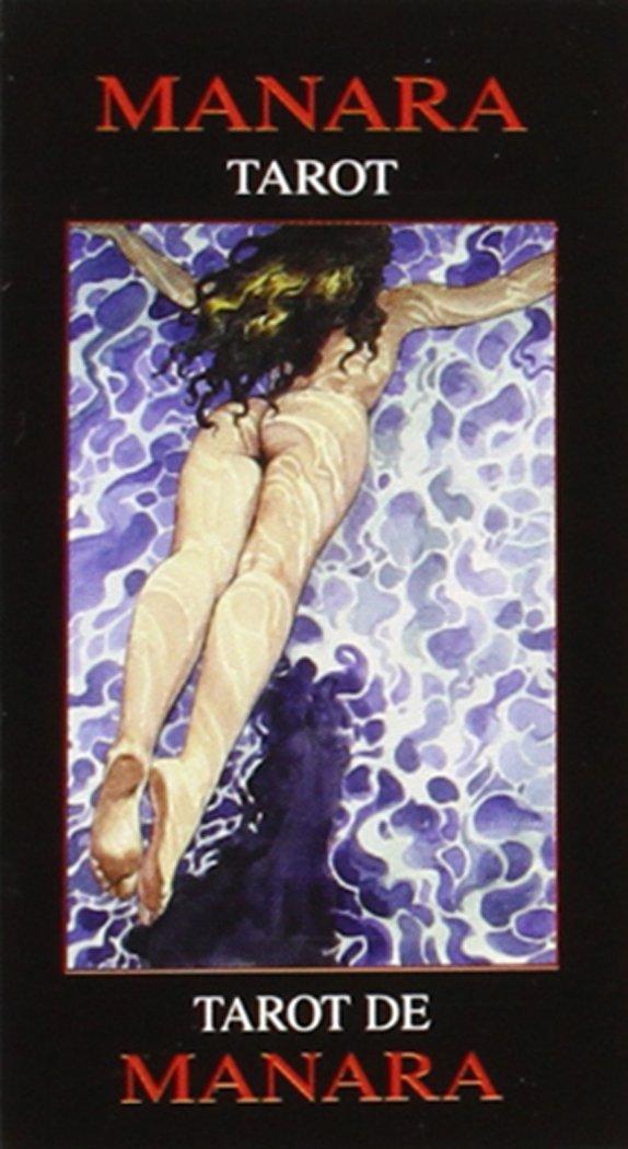 Manara Erotic Tarot  Mini Tarot Cards