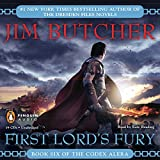 First Lord's Fury: Codex Alera, Book 6