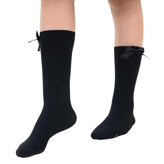 Amazon.com: 3 pares – niñas calcetines de High School de ...