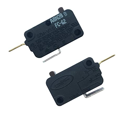 Amazon.com: LONYE SZM-V16-FC-62 W10269458 - Interruptor para ...
