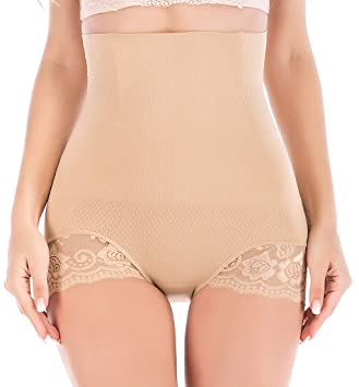 78632a8c2f5e3 Image Unavailable. Image not available for. Color  3-5 Days Delivery Body  Shaper High Waist Trainer Tummy Slimming Control Panties