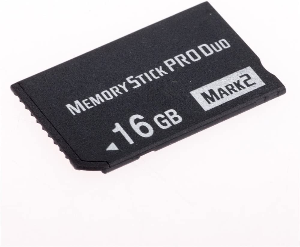 High speed 16GB memory stick Pro duo (MARK2) for Sony PSP Accessories/ camera memory card