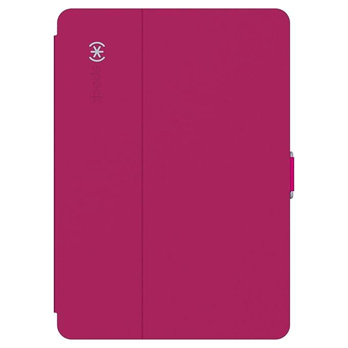 Speck Funda StyleFolio para iPad Air/Air 2/Pro de 9,7 - Rosa Fucsia/Gris Níquel: Amazon.es: Informática