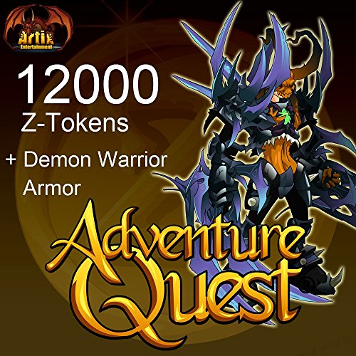 AdventureQuest 12000 Z-Tokens [Game ()