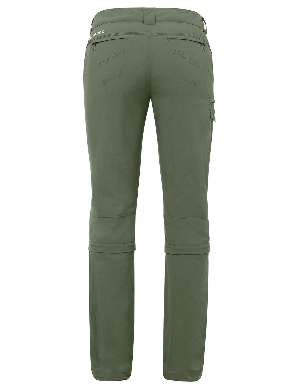 VAUDE Damen Hose Skomer Capri Zip Off Pants