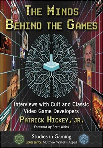 The Minds Behind the Games: Interviews With Cult and Classic