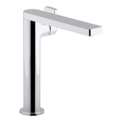 Kohler K 73168 4 Cp Composed Tall Single Handle Bathroom Sink Faucet