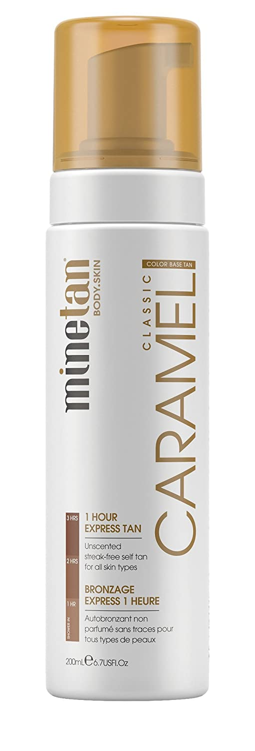 MineTan Self Tan Foam, Caramel Marque of Brands MIH201507