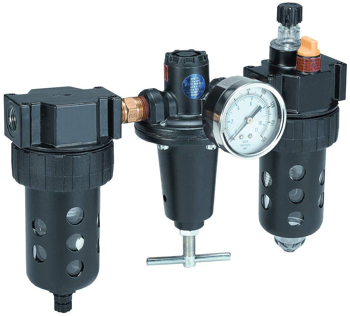 Dixon C119-04A 1//2 Standard Combination Unit Polycarbonate Bowl with Plastic Guard Automatic Drain