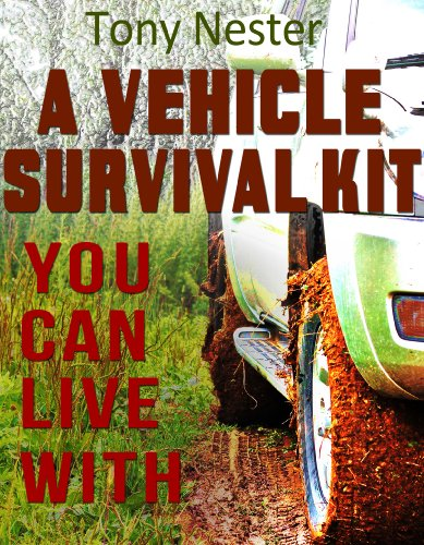 A Vehicle Survival Kit You Can Live With (Practical Survival Series Book 9) - Land Cruiser Diamond Toyota