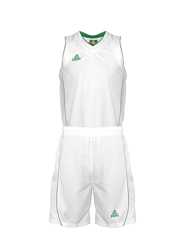 Peak Sport Europe Basketball Uniform Set und Shorts Team - Camiseta de Baloncesto para Hombre F771103