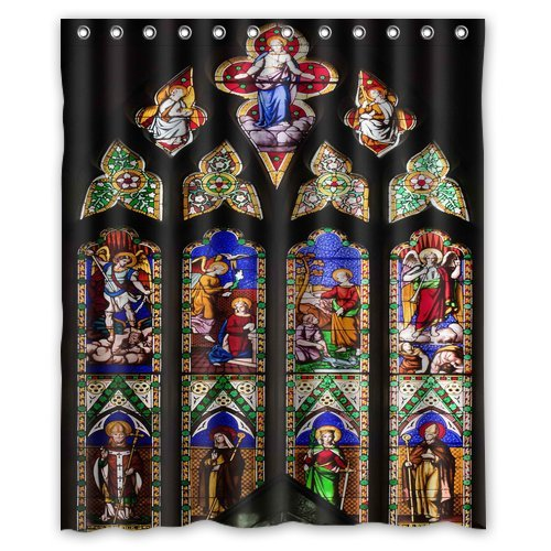 church stained glass window pattern