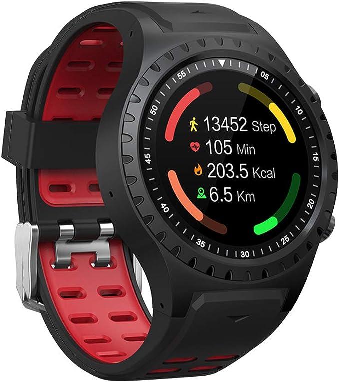 M1S Smartwatch SIM-Karte Bluetooth-GPS Männer Frauen Herzfrequenz-Blutdruck
