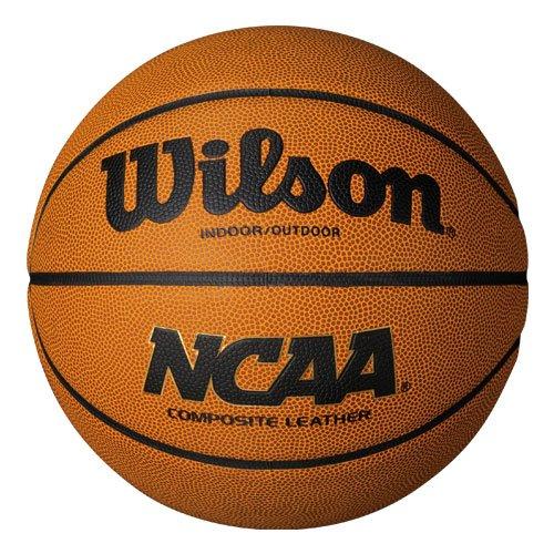Wilson NCAA Composite Intermediate Basketball by Wilson