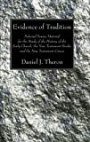 Evidence of Tradition, Daniel J. Theron, 1606085883