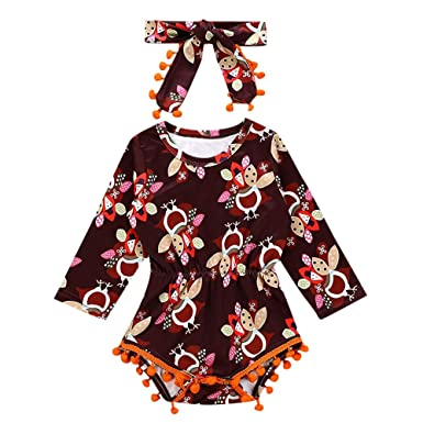 Temperate 1-7 Years Baby Grils Long Sleeves Dress Clothes Kids Cotton Bow Cute Cartoon Snowman Printed Dress Clothing Mobile Phone Straps Consumer Electronics