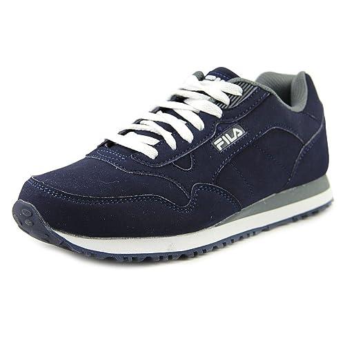 Fila Cress Hombre US 9 Azul Zapatillas: Amazon.es: Zapatos y complementos