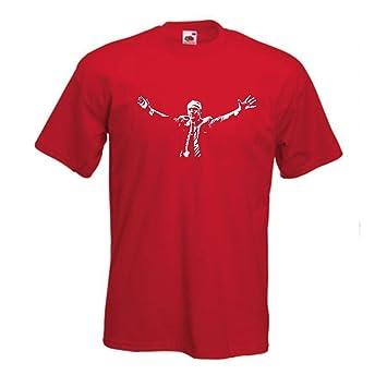 Camiseta de Fútbol - Liverpool FC - Rótulo Bill Shankly Shanks - Todas las