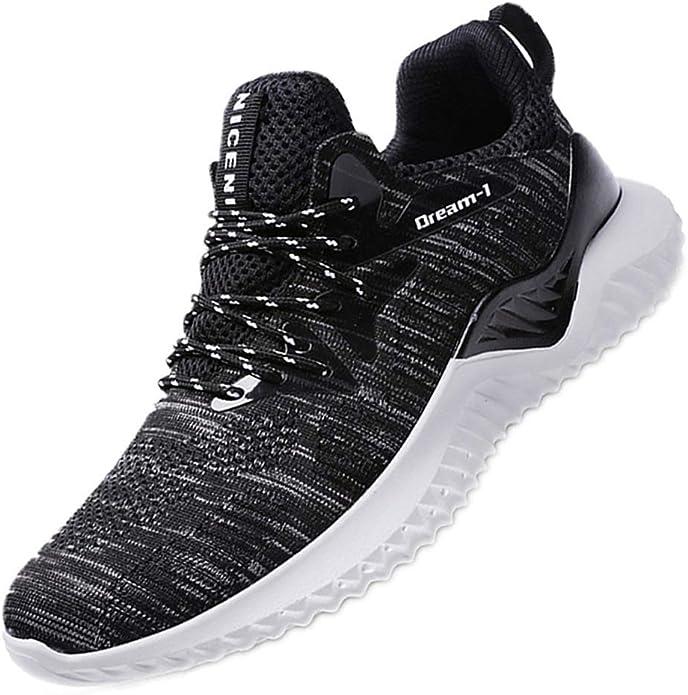 Miuye yuren Fashion Sneaker Casual Mesh Wedges Sports Running Sneakers Memory Foam Walking Shake Shoes