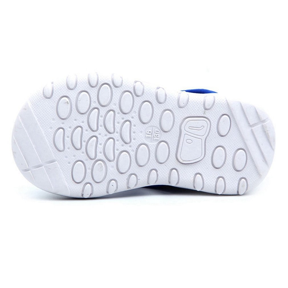 CYBLING Boys Girls Summer Breathable Mesh Sports Sandals Toddlers Open Toe Athletic Beach Shoes