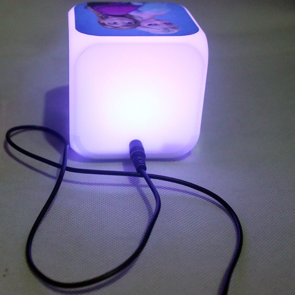 Lumi/ères Color/ées R/éveil Dhumeur Quartet Disponible USB Charge Convient pour Les Gar/çons Et Les Filles Enfants Cadeaux Sp/éciaux,2 SXWY R/éveil Num/érique Star Wars