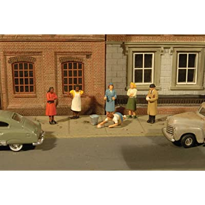hot sale 2019 Bachmann Scene Scopes-Miniature Figures