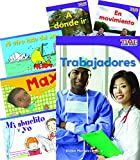 What makes your community special? Teach early learners about different communities and what makes them unique with this Spanish 6-book collection that combines stories from Fiction Readers and informational text found in TIME FOR KIDS Nonfic...