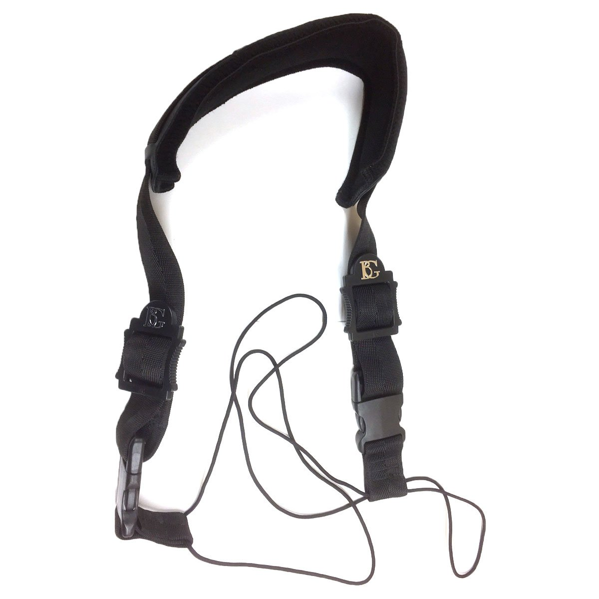BG T03 Tuba Strap, Shoulder, 2 Attachments