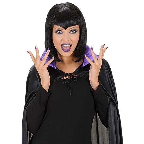 Trucco Halloween Per Bambini Da Strega.Net Toys Trucco Per Halloween Da Strega Make Up Gotico Horror Viola