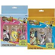 Looney Tunes 3-Pack, 9 oz. 6+ Month Baby Bottles (Boys & Girls)
