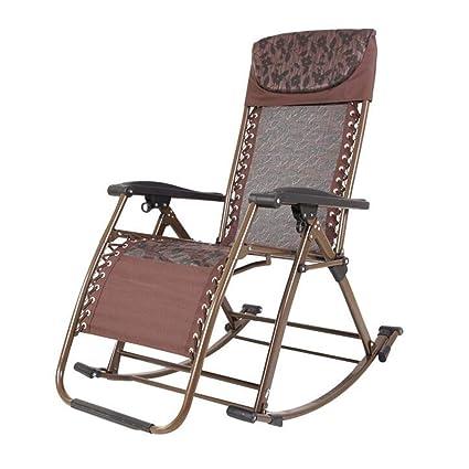 Amazon.com: Silla de balcón QIDI, silla de salón, silla de ...