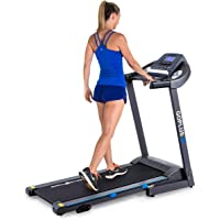 Goplus 2.25HP Electric Folding Treadmill with Manual Incline