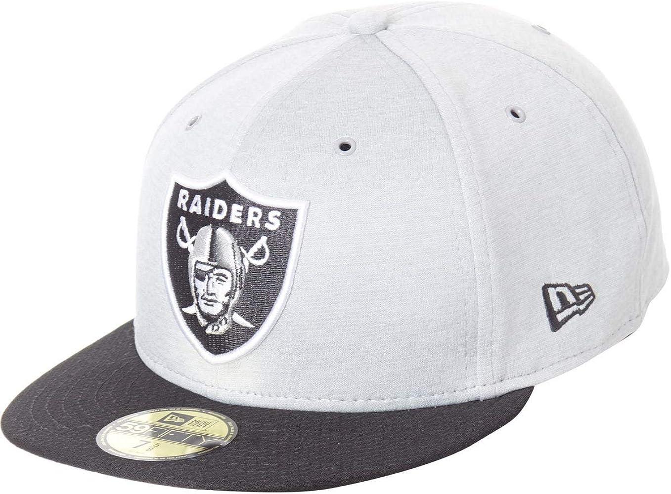 A NEW ERA Era 5950 Onf18 SL Hm Oakrai Gorra línea Oakland Raiders ...