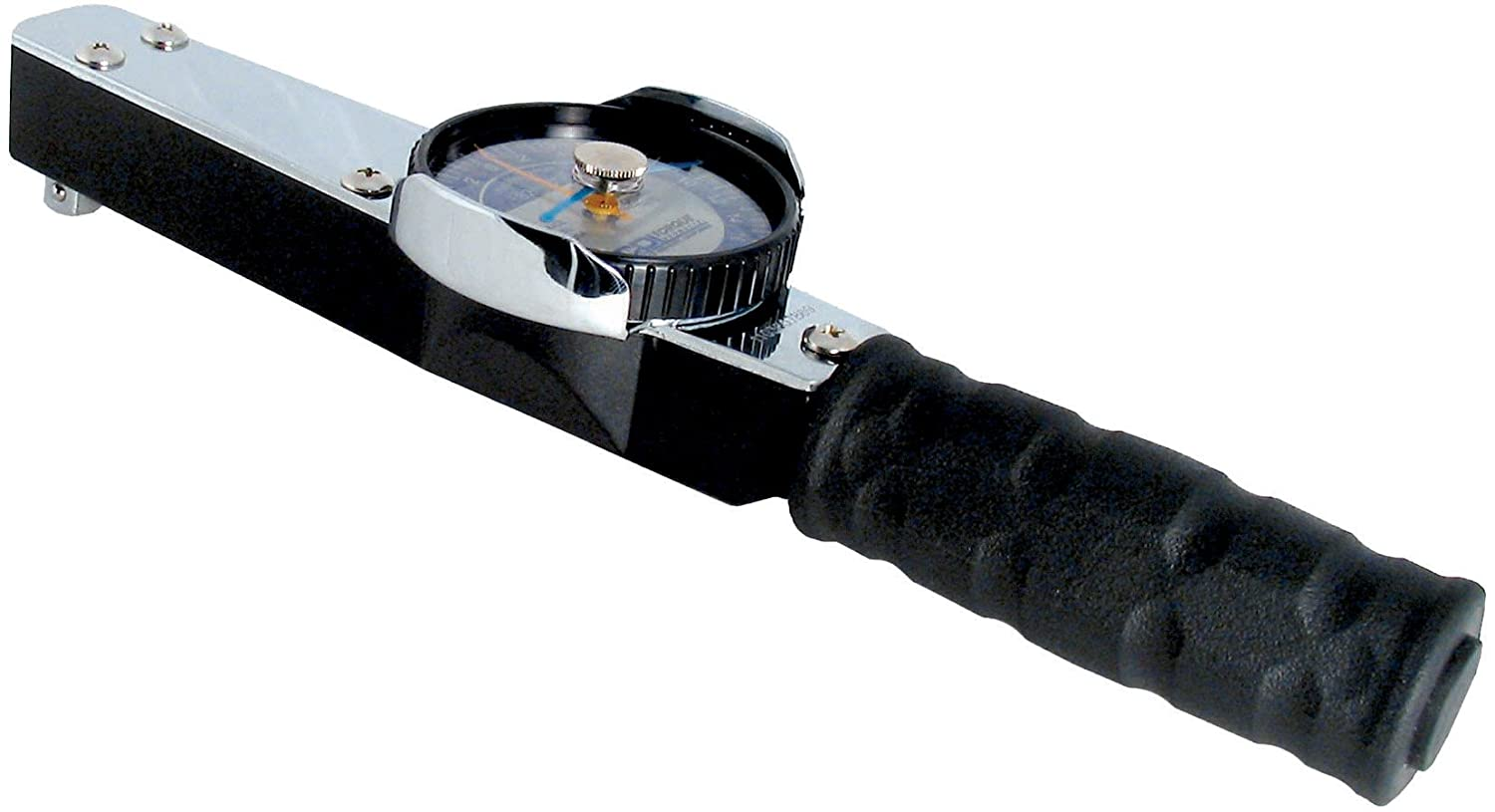CDI Torque 2502LDIN Dial Indicating Torque Wrench, 3/8' Drive, Dual Scale, 0' to 250' Lbs 3/8 Drive 0 to 250 Lbs JH Williams Tool Group