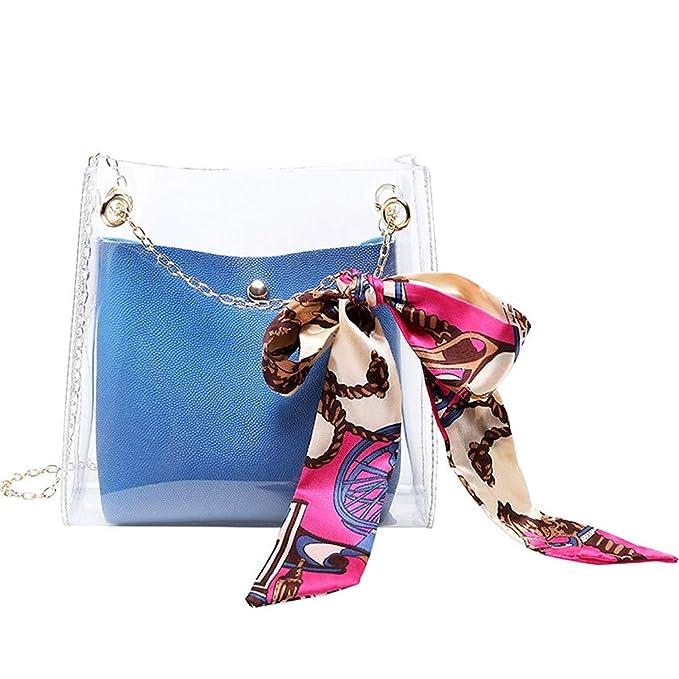 Amazon.com: Goddessvan Fashion Lady Shoulders Jelly Package ...